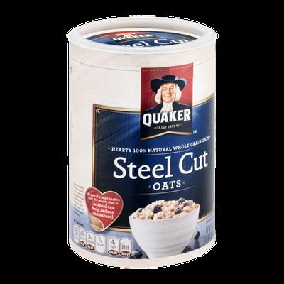 Quaker Steel Cut Oats