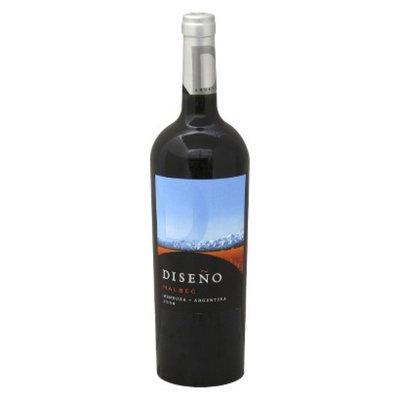 Constellation Diseno Malbec 2008 Mendoza Argentina Wine 750 ml