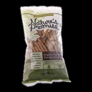 Nature's Promise Organics Organic Oat Bran Pretzel Sticks