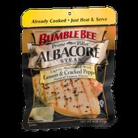Bumble Bee Albacore Steak Lemon & Cracked Pepper