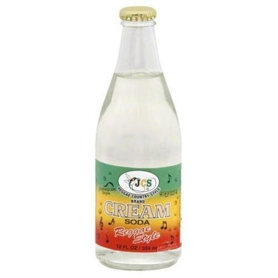 Kingston Miami Trading Co. Kingston-Miami Trading Co. Soda, Cream, 12-Ounce (Pack of 24)