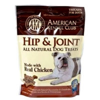 American Kennel Club Chicken All Natural Treats for Hip and Joint 06oz/170g