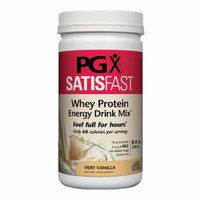 Natural Factors PGX Daily Pre-Meal Protein Drink Mix