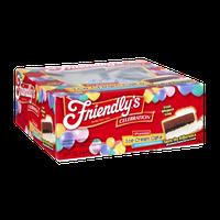 Friendly's Celebration Vanilla and Chocolate Premium Ice Cream Cake