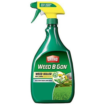 The Scotts Company Ortho 0404010 Weed B Gon Weed Killer for Lawns Ready-To-Use, 24-Ounce (Discontinued by Manufacturer)
