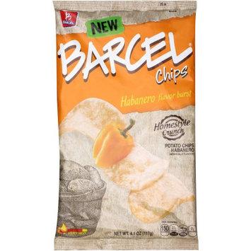 Barcel Habanero Flavor Burst Potato Chips, 4.1 oz