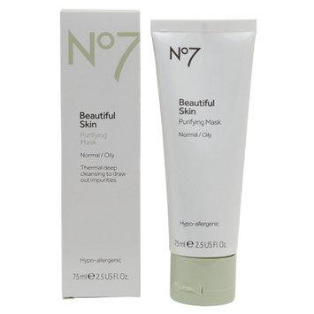 Boots No7 Beautiful Skin Purifying Mask