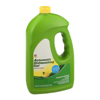 Ahold Automatic Dishwashing Gel Lemon Scent