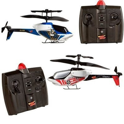 Spinmaster Air Hogs Battling Havoc R/C Helicopters