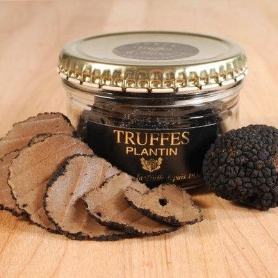 Plantin Winter Black French Truffles - Brushed - 1 x 1 oz
