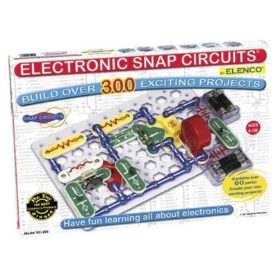 Elenco Electronics Electronic Snap Circuits Standard Set Ages 8+