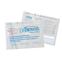 Dr. Brown's Natural Flow Microwave Steam Sterilizer Bags