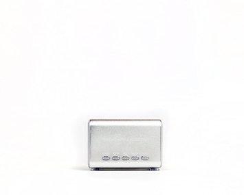 Rockdoc RockDoc 2.0 Speaker System - 6 W RMS - Silver