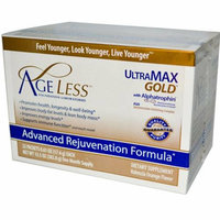 Ageless Foundation UltraMAX Gold with Alphatrophin Valencia Orange 22 Packets