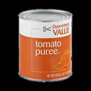 Guaranteed Value Tomato Puree