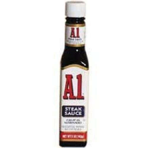 A.1. A1 Steak Sauce Food Service, 5 Ounce -- 24 Per Case
