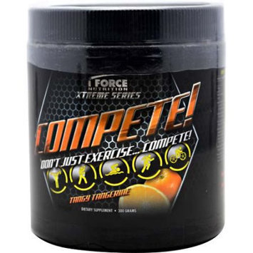 iForce Nutrition Compete - Tangy Tangerine (300g)