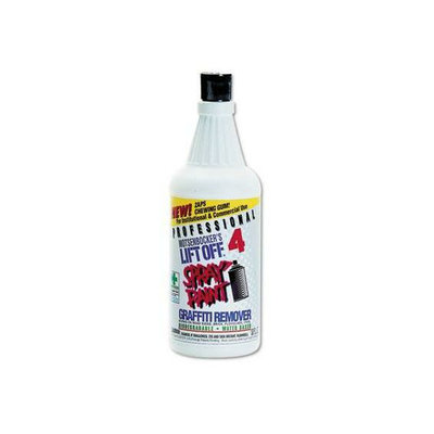 Motsenbocker's Lift-off 32 oz. Bottle Lift Off #4 Spray Paint/Graffiti Remover