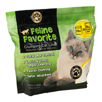 Feline Favorite Clumping Cat Litter