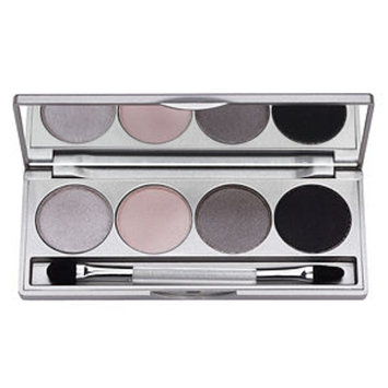 Colorescience Mineral Eye Shadow Quad Palette, Seductive Smoke, 1 ea