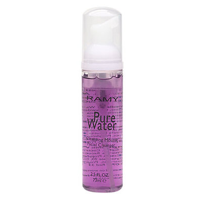 Ramy Pure Water Lavender Scent Facial Cleansing Mousse & Makeup Remover