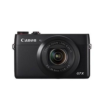 Canon PowerShot G7X Digital Camera - Wi-Fi Enabled [Base]