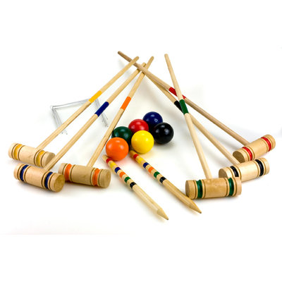 Sunnywood, Inc. Sterling Sports 6 Player Croquet Set