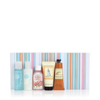 CRABTREE & EVELYN 5PC SAMPLER TRAVELER SET #44273