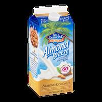 Blue Diamond Almond Breeze Almond Coconut Milk
