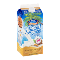 Blue Diamond Almond Breeze Almond Coconut Milk