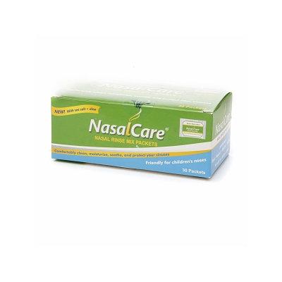 NasalCare Nasal Rinse Mix Packets for Kids
