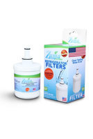 LSXS26466S Compatible Refrigerator Water and Ice Filter by Zuma Filters-(4 Pack)