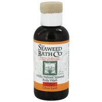 Citrus Body Wash By Seaweed Bath Company - 4 Ounces