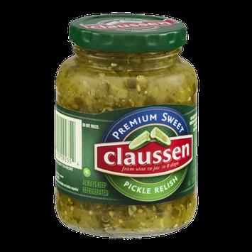 Claussen Premium Sweet Pickle Relish