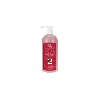 Cuccio Pomegranate and Fig Skin Polisher, 32 Ounce