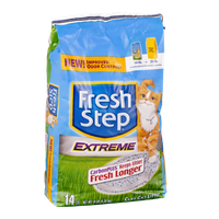 Fresh Step Extreme Clay Cat Litter
