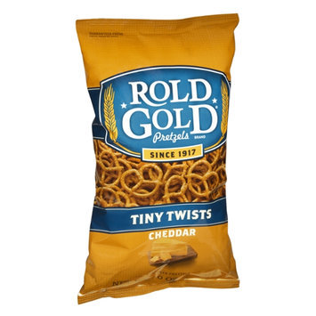 Rold Gold Tiny Twists Cheddar Pretzels