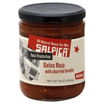 Salpica Salsa Roja 16 Oz Pack Of 6
