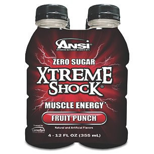 Advanced Nutrient Science Xtreme Shock