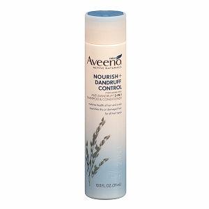 Aveeno Nourish + Dandruff Control 2 in 1 Shampoo