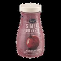 Marzetti Simply Dressed All Natural Vinaigrette Pomegranate