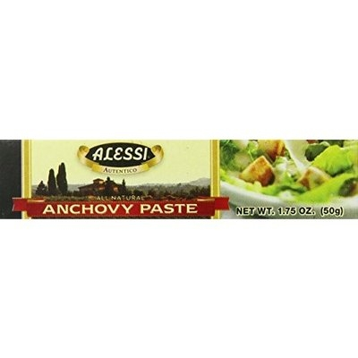 Alessi Anchovy Paste, 1.75-Ounce (Pack of 10)