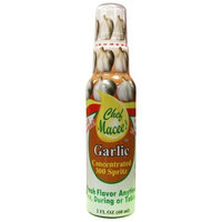 Chef Macee's Garlic Spritz, 2-Ounce Packages (Pack of 3)