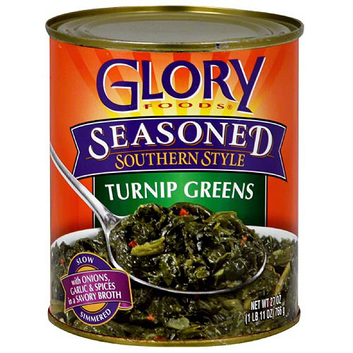 Glory Foods Seasoned Southern Style Turnip Greens