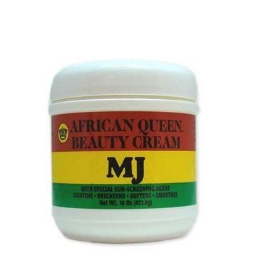 African Queen Beauty Cream Mj 16oz