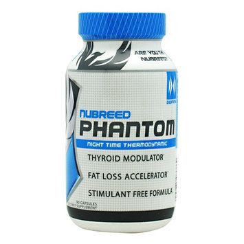 Nubreed Nutrition - Phantom Night Time Thermodynamic - 90 Capsules