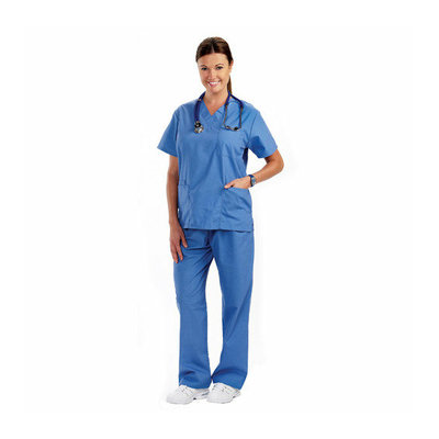 Prestige Medical Premium Scrub Top