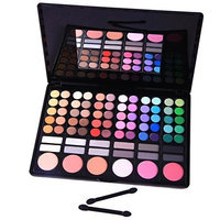 FASH Limited FASH Eyeshadow, 78 Color Palette