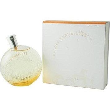 Eau Des Merveilles By Hermes For Women. Eau De Toilette Spray 1 oz