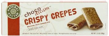 Natural Nectar Choco Dream Crispy Crepes Belgian Milk Chocolate 3.5 oz